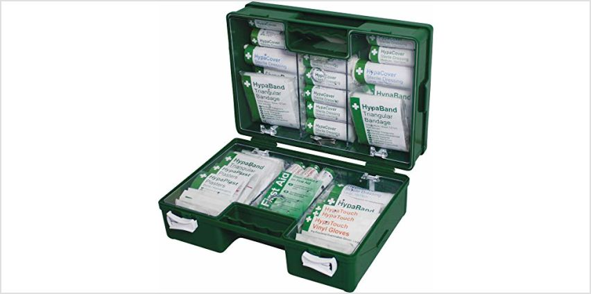 20% off HSE First Aid Kit from Amazon