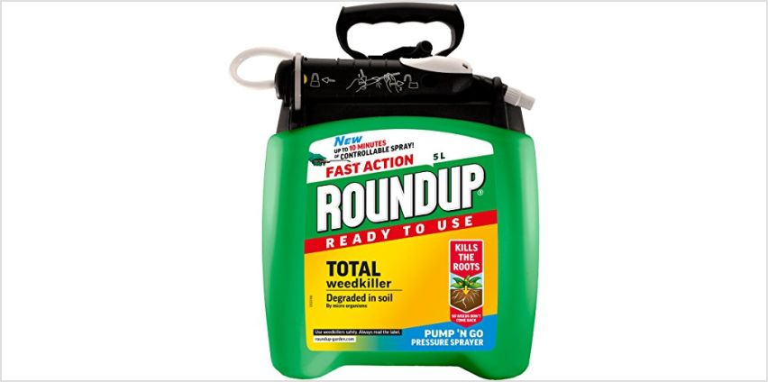 Up to 30% off Roundup best sellers from Amazon