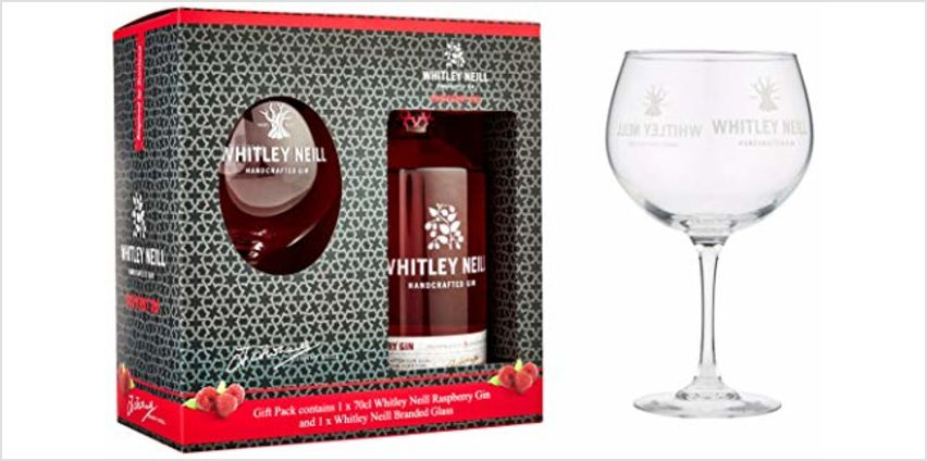 Save over 20% on Whitley Neill Gin Gift Packs from Amazon