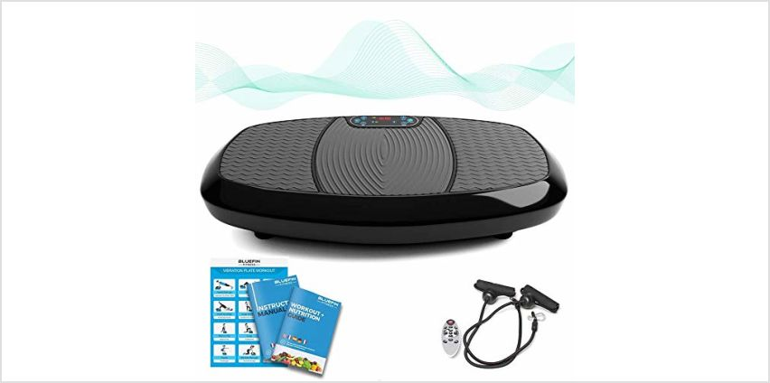 20% off Bluefin Fitness Vibration Plates from Amazon