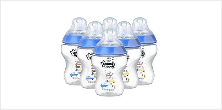 Up to 30% off selected Tommee Tippee products  from Amazon