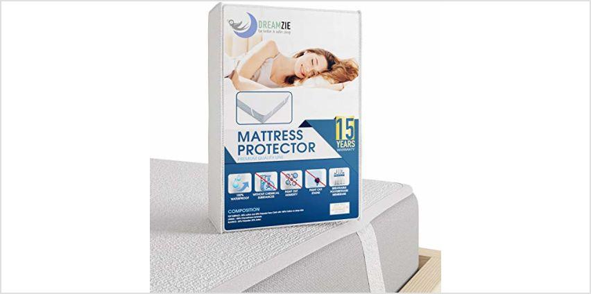 Mattress Protector Waterproof - Waterproof Draw Sheet - Breathable Cotton Mattress Cover - Protective Sheet - Mattress Protectors, Draw Sheets from Amazon