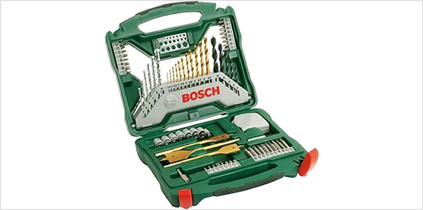 15 % off Bosch accessories from Amazon