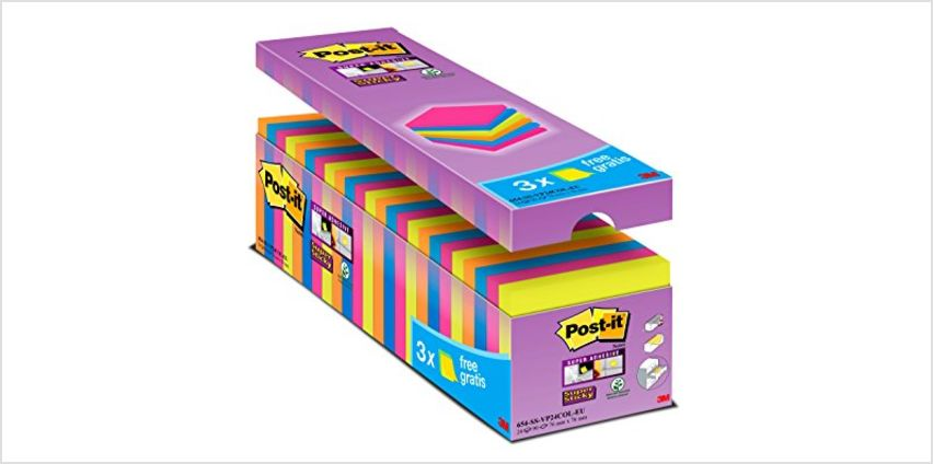 10% off Scotch tape & Post-it from Amazon