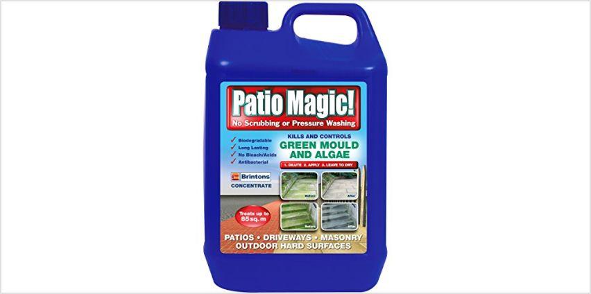 10% off Patio Magic from Amazon