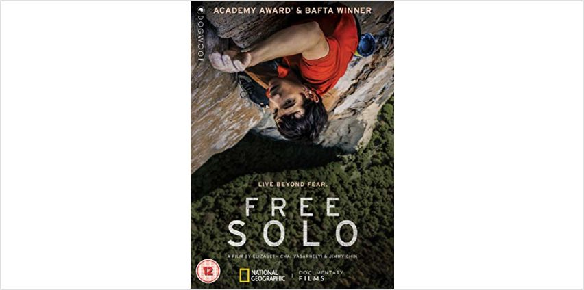 Save on Free Solo from Amazon