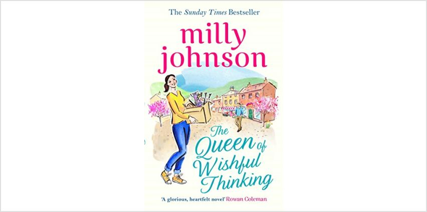 """Today only: """"The Queen of Wishful Thinking"""" and more from 99p from Amazon"""