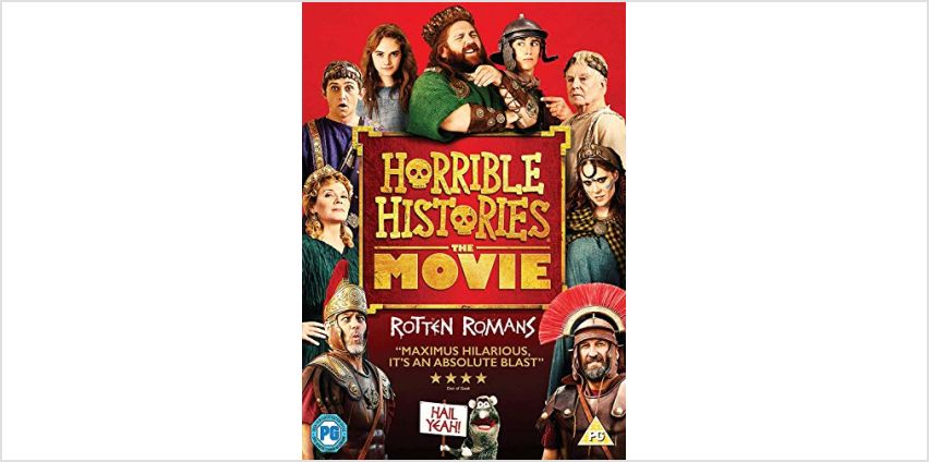Save on Horrible Histories: The Movie - Rotten Romans [DVD] and more from Amazon