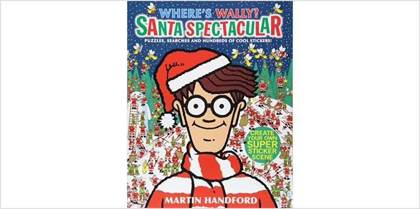 Save on Where's Wally? Santa Spectacular and more from Amazon