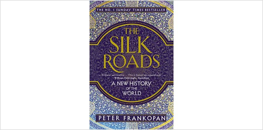"""Today only: """"The Silk Roads"""" and more from 99p from Amazon"""