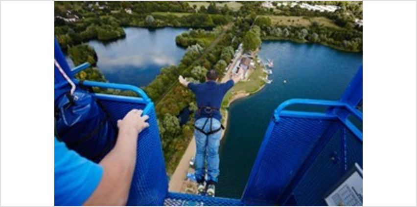 Bungee Jump Experience - Special Offer from Buy A Gift