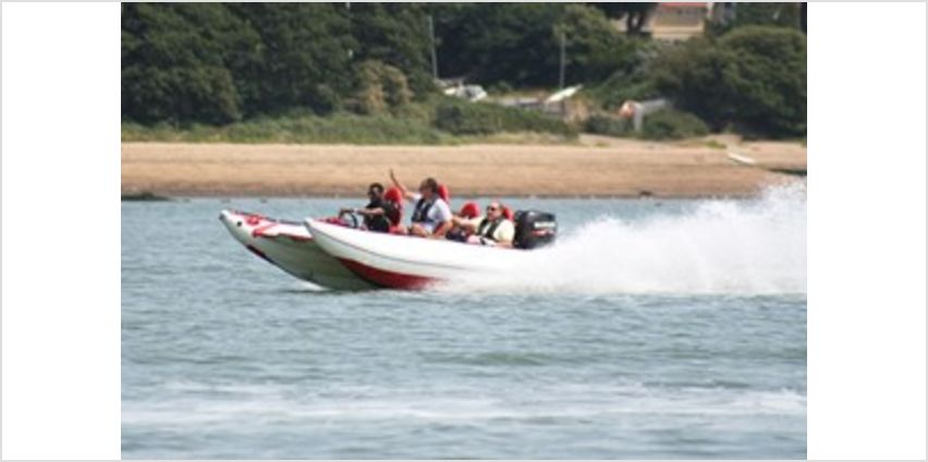 Thunderbolt Powerboat Blast - Special Offer from Buy A Gift