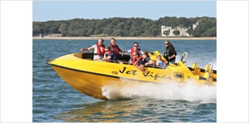 Jet Viper Powerboat Blast Special Offer from Buy A Gift