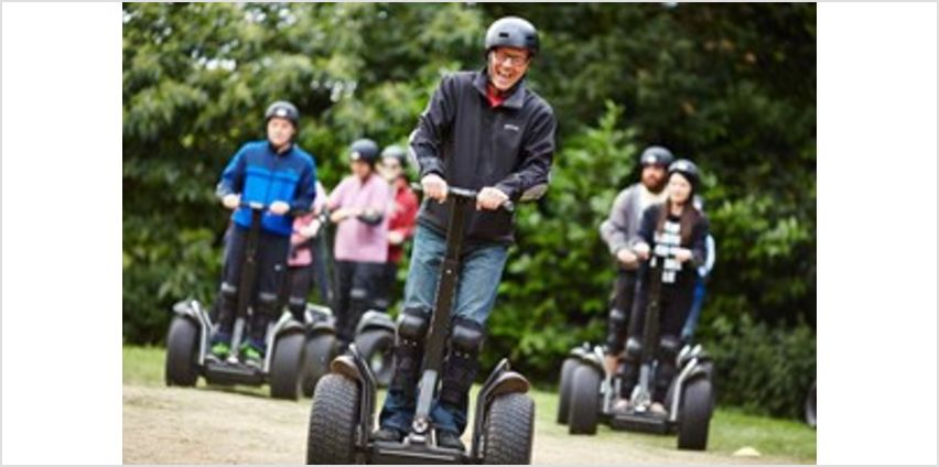 2 for 1 60 Minute Segway Experience from Buy A Gift