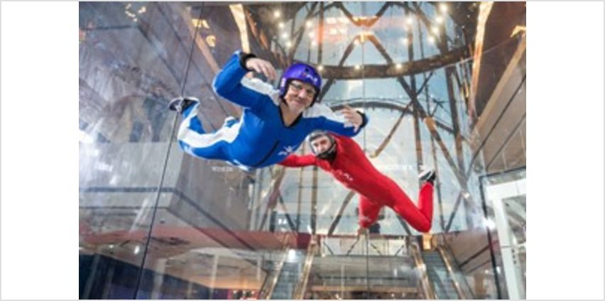 iFLY Indoor Skydiving Experience for Two Special Offer from Buy A Gift