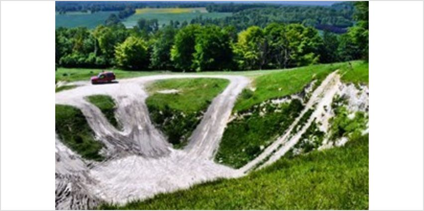 One Hour One-to-One Off Road Driving Experience in Kent from Buy A Gift