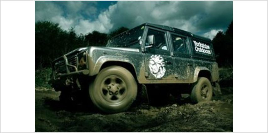 One on One 4x4 Driving Experience from Buy A Gift