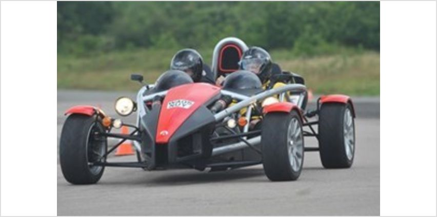 Ariel Atom 300 Thrill from Buy A Gift