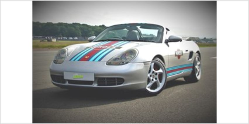 MX5 Junior Race Car Experience from Buy A Gift