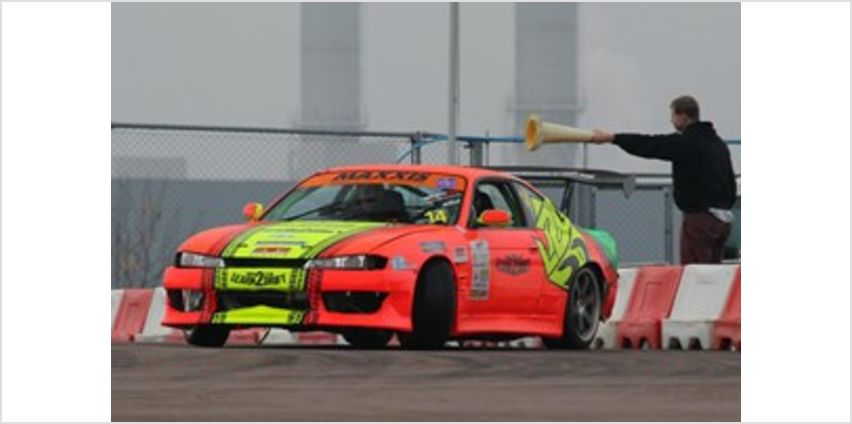 Half Day Drifting Class with 6 Passenger Laps from Buy A Gift