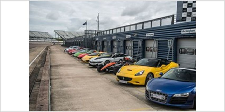 Supercar Driving Thrill at Brands Hatch from Buy A Gift