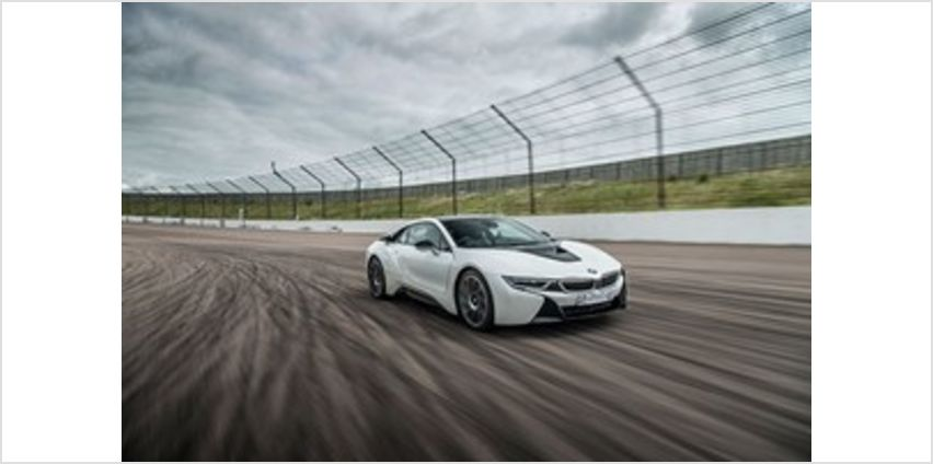 Four Supercar Driving Blast at Brands Hatch from Buy A Gift