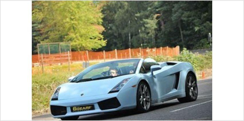 Lamborghini Gallardo Junior Drive from Buy A Gift