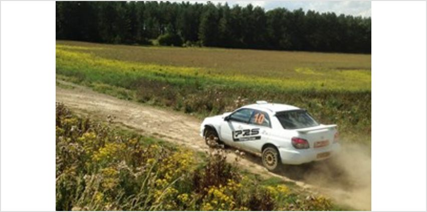 18 Mile Subaru Prodrive Rally Experience from Buy A Gift