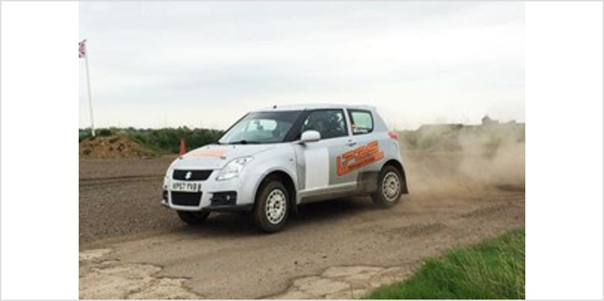 18 Mile Suzuki Swift Cup Car Rally Experience from Buy A Gift