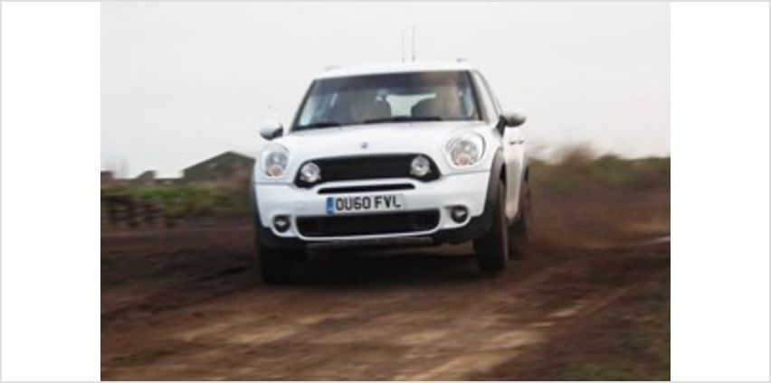 9 Mile Mini Prodrive Rally Experience from Buy A Gift