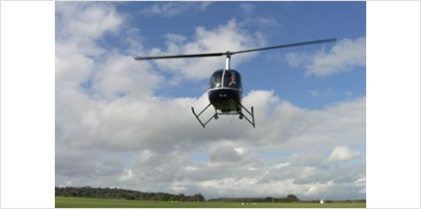 Helicopter Ride Over London for One from Buy A Gift