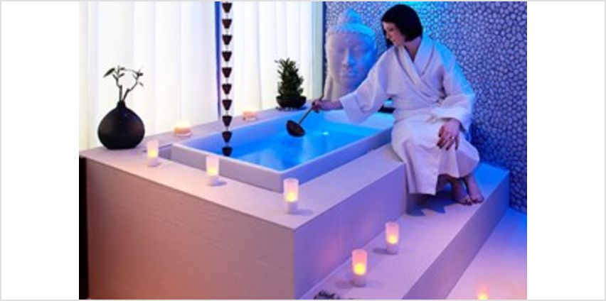 Couples Day at River Wellbeing Spa Special Offer from Buy A Gift
