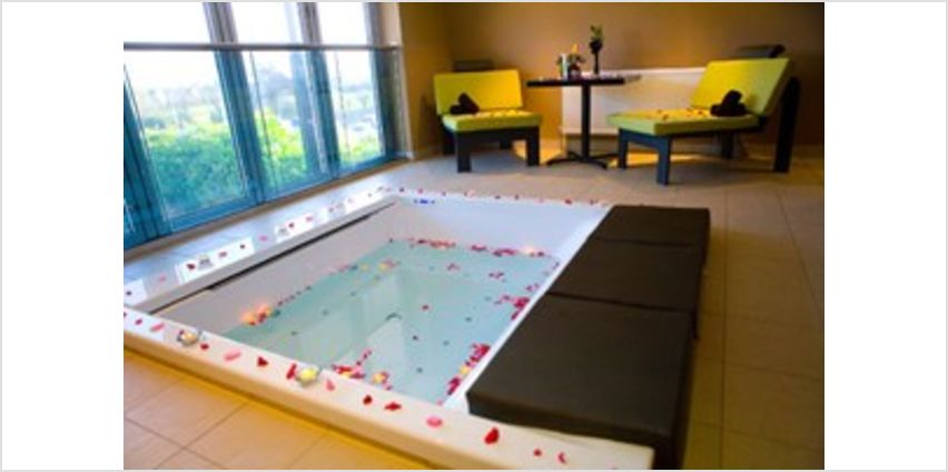 Relaxing Spa Day with Treatment at The Club and Spa Chester for Two from Buy A Gift