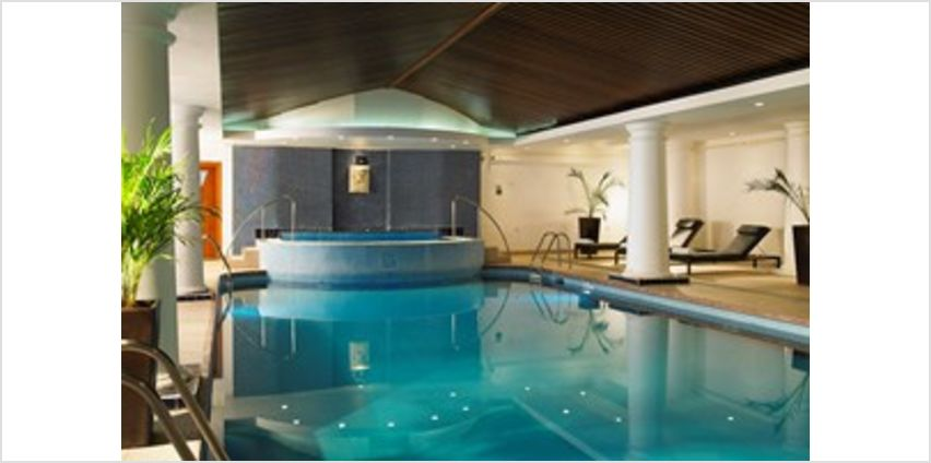 Deluxe Spa Day with Treatments for Two at a Marriott Hotel from Buy A Gift