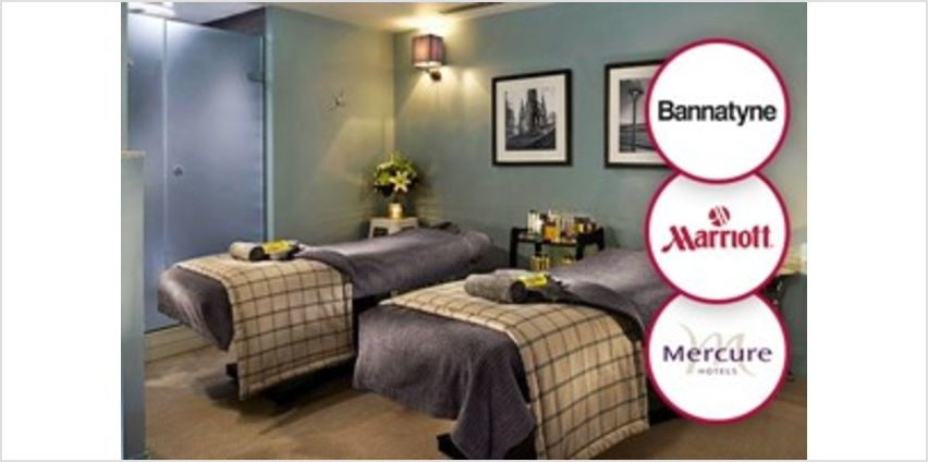 2 for 1 Blissful Spa Day Choice - UK Wide from Buy A Gift