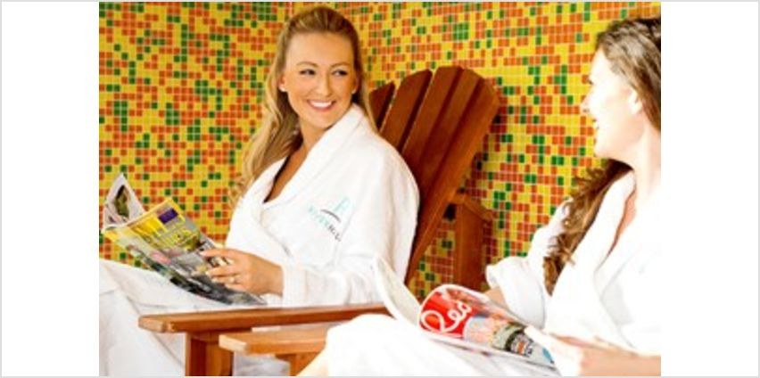 2 for 1 Twilight Treat with Two Treatments and Fizz at Riverhills from Buy A Gift