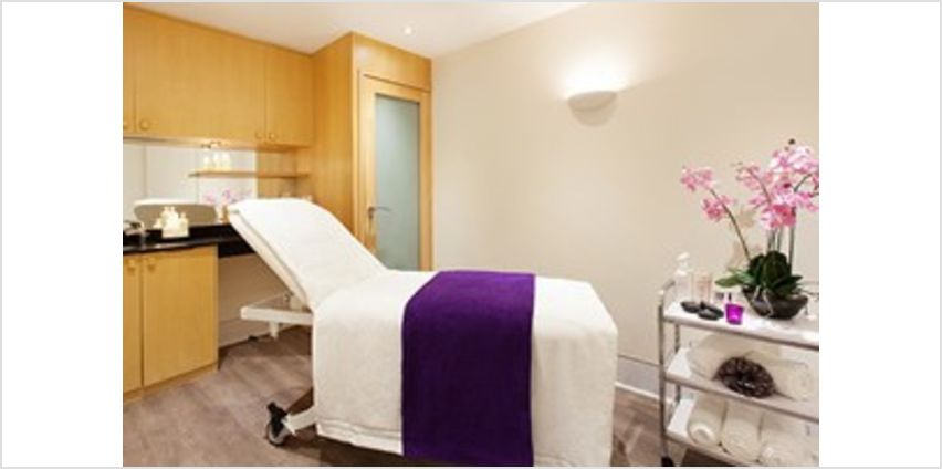 Spa Day with Treatments and Afternoon Tea for Two at Crowne Plaza Marlow from Buy A Gift