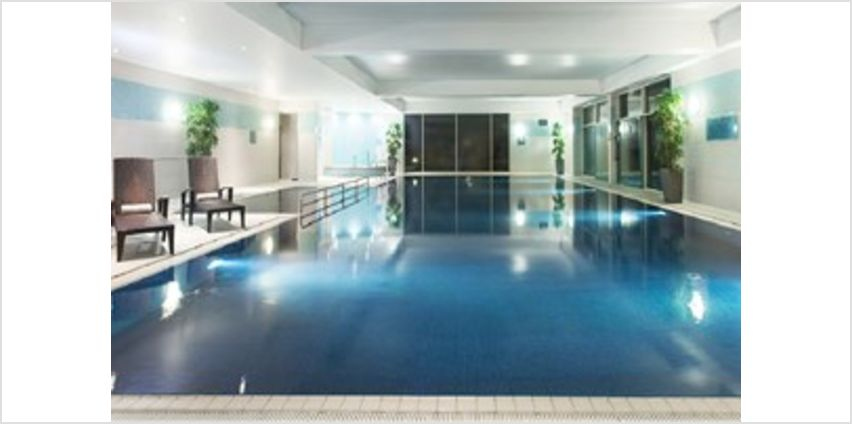 Spa Day with Afternoon Tea for Two at Crowne Plaza Marlow from Buy A Gift