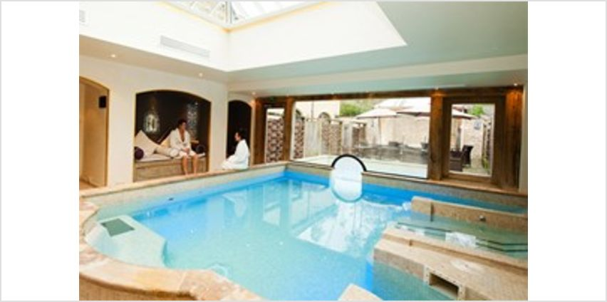 Relaxing Bannatyne Spa Day with Four Treatments for Two – Weekround from Buy A Gift