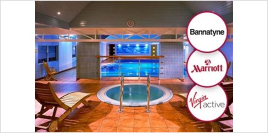 2 for 1 Relaxation Spa Day with Treatments for Two from Buy A Gift