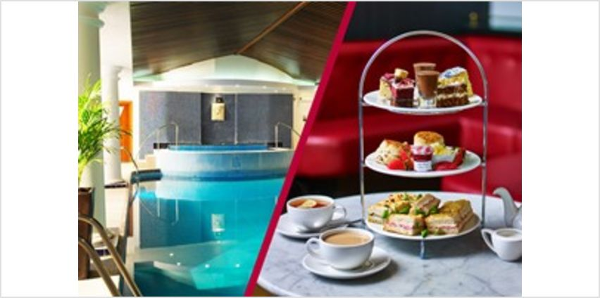 Relaxation Spa Day with Treatments and Afternoon Tea for Two from Buy A Gift