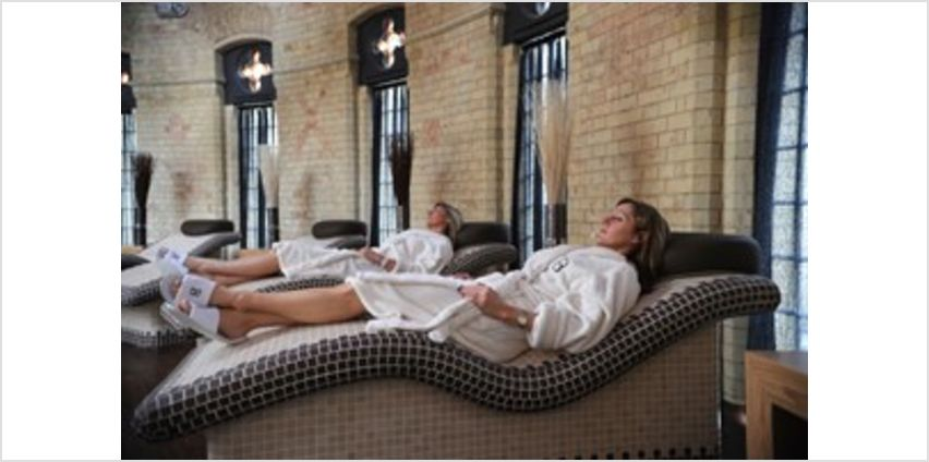 Relaxation Spa Day with Treatments for Two at Bannatyne Fairfield Hall from Buy A Gift