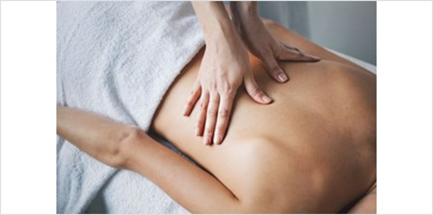 Champneys City Spa 50 Minute Swedish Full Body Massage for One from Buy A Gift