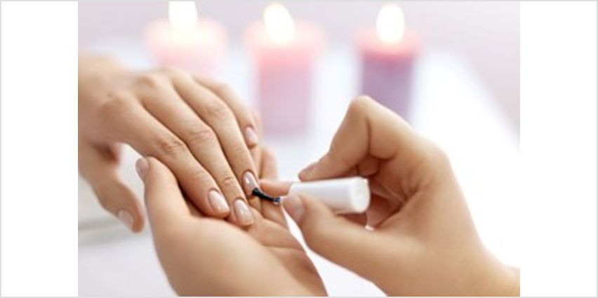 Champneys City Spa Manicure and Swedish Back Massage for One from Buy A Gift