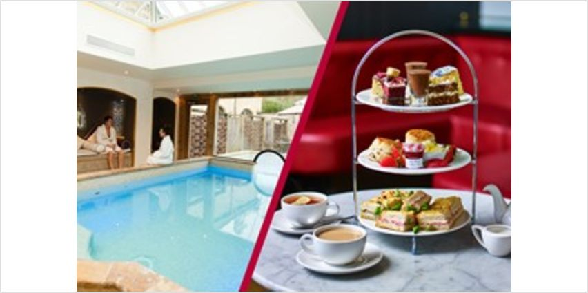 Bannatyne Spa Day with Three Treatments and Afternoon Tea at Café Rouge from Buy A Gift