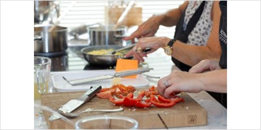 Ultimate Cookery Course Choice Voucher for One from Buy A Gift