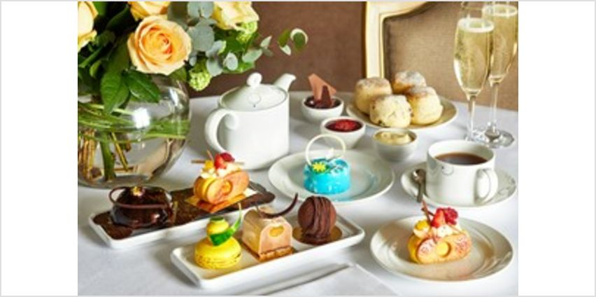 Champagne Chocoholic Afternoon Tea for Two at 5* The London Hilton Park Lane from Buy A Gift