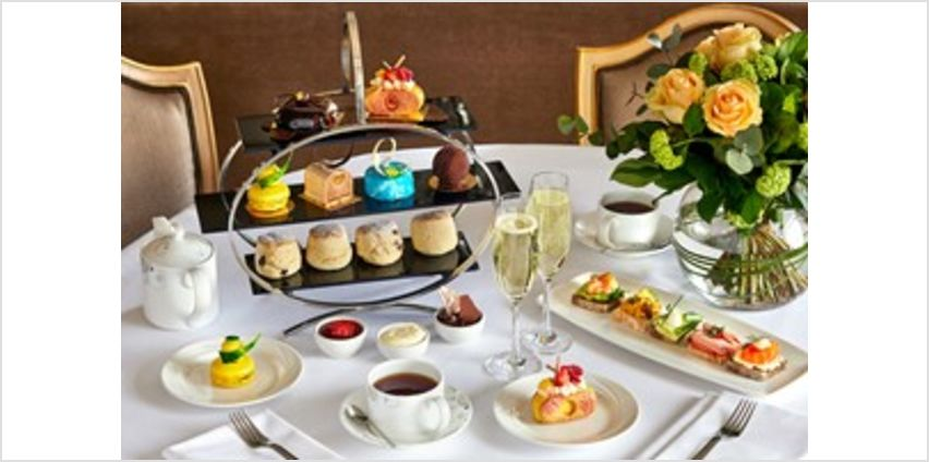 Chocoholic Afternoon Tea for Two at 5* The London Hilton Park Lane from Buy A Gift