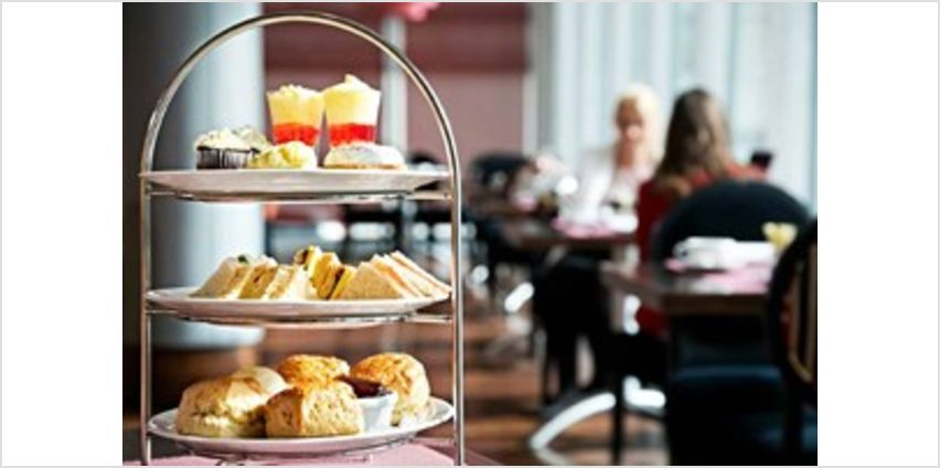 Traditional Afternoon Tea for Two at the Hilton London Islington from Buy A Gift