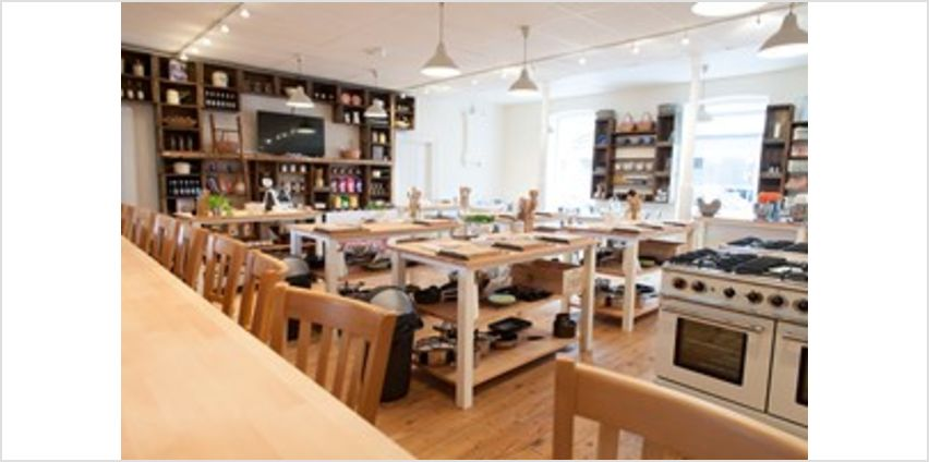 Half Day Cookery Class for Two at The Talbot Hotel, Malton from Buy A Gift